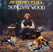 Songs From The Wood by JETHRO TULL album cover