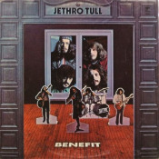 Benefit by JETHRO TULL album cover