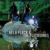 The Hidden Land by FLECK AND THE FLECKTONES, BELA album cover