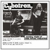 Sunday Night At The Total Theatre by CYBOTRON album cover