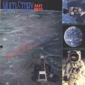 East West by MULTI-STORY album cover