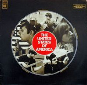 The United States Of America  by UNITED STATES OF AMERICA, THE album cover