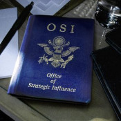 Office Of Strategic Influence by OSI album cover