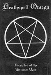 Disciples of the Ultimate Void (Demo) by DEATHSPELL OMEGA album cover