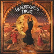 Dancer And The Moon by BLACKMORE'S NIGHT album cover