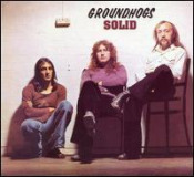 Solid by GROUNDHOGS album cover
