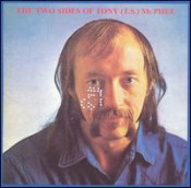 The Two Sides of Tony (T.S) McPhee by GROUNDHOGS album cover