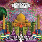 The Castle Of A Thousand Universes by DREAM MACHINE album cover