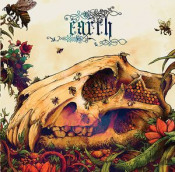 The Bees Made Honey In The Lion's Skull by EARTH album cover