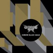 Chrome Black Gold by CHROME HOOF album cover