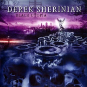 Black Utopia by SHERINIAN, DEREK album cover