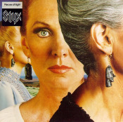 Pieces of Eight  by STYX album cover