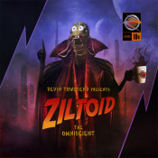 Ziltoid The Omniscient by TOWNSEND, DEVIN album cover