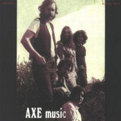 Music by AXE album cover