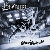 Glorious Collision by EVERGREY album cover