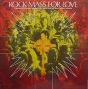 Rock Mass for Love by BAKERY album cover
