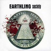 Plastic Jesus And The Third Eye Blind by EARTHLING SOCIETY album cover