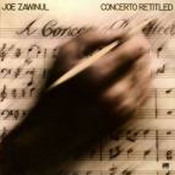 Concerto Retitled by ZAWINUL, JOE album cover