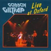 Live At Oxford by GILTRAP, GORDON album cover
