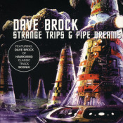 Strange Trips & Pipe Dreams by BROCK, DAVE album cover