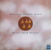 Music From Heaven by MAGICAL POWER MAKO album cover