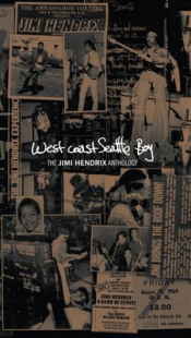 West Coast Seatle Boy - The Jimi Hendrix Anthology by HENDRIX, JIMI album cover