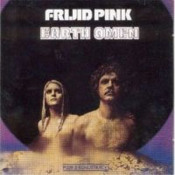 Earth Omen by FRIJID PINK album cover