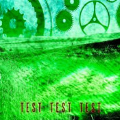 Test Test Test by DUNPHY, DW. album cover