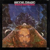 Moonscapes by MAUPIN, BENNIE album cover