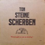 Warum Geht Es Mir So Dreckig? by TON STEINE SCHERBEN album cover
