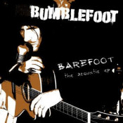 Barefoot by BUMBLEFOOT album cover