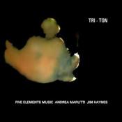 Tri-ton (With Five Elements Music, Jim Haynes) by MARUTTI, ANDREA album cover