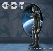 The Sky Is Falling by DAYS BEFORE TOMORROW album cover