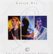Live at the Crescendo Festival by SPACED OUT album cover