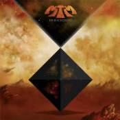 The Black Chord by ASTRA album cover