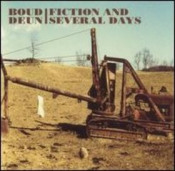Fiction and Several Days by BOUD DEUN album cover