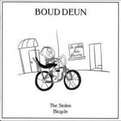 The Stolen Bicycle by BOUD DEUN album cover