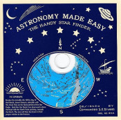 Astronomy Made Easy by BOUD DEUN album cover