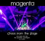 Chaos From The Stage by MAGENTA album cover
