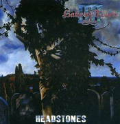 Headstones by LAKE OF TEARS album cover