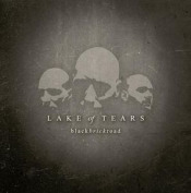 Black Brick Road by LAKE OF TEARS album cover