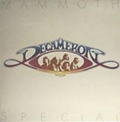 Mammoth Special by DECAMERON album cover