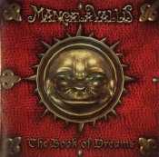 The Book of Dreams by MANGALA VALLIS album cover