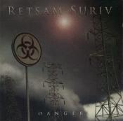 Danger by RETSAM SURIV album cover