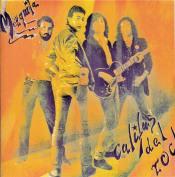 Califas Del Rock by MEZQUITA album cover