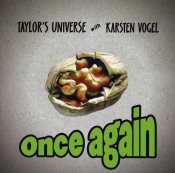 Once Again (with Karsten Vogel) by TAYLOR'S UNIVERSE album cover