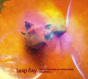 From The Days Of Deucalion, Chapter 1 by LEAP DAY album cover