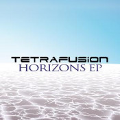 Horizons EP by TETRAFUSION album cover