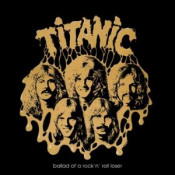 Ballad Of A Rock'n'Roll Loser by TITANIC album cover