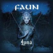 Luna by FAUN album cover